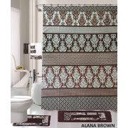 Bathroom Shower Curtain And Rug Set Shower Curtain Sets With Rugs