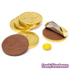 where to buy hanukkah gelt chanukah gelt gold foiled milk chocolate coins 5lb bag