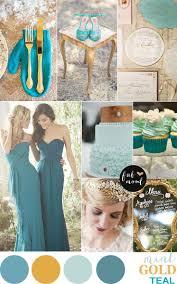 best 25 teal gold wedding ideas on pinterest blue wedding
