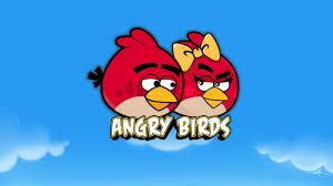 angry birds cartoon wallpapers wallpapersin4k net