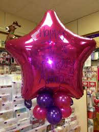personalised birthday balloons gallery