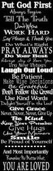 Love And Family Quotes by 25 Best Family Rules Ideas On Pinterest Catholic Bible Verses