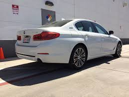 2018 bmw 5 series 530e iperformance plug in hybrid sedan for sale