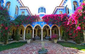 Morrocan Design Villa In Miami With Dramatic Moroccan Architecture Idesignarch