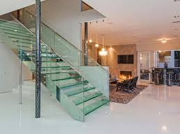 Stainless Steel Stairs Design Glass Staircase Designs