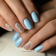 65 blue nail ideas nenuno creative