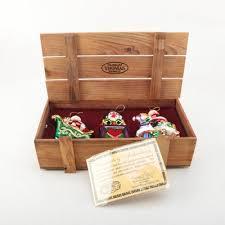 pacconi santa claus figurine with coa ebth