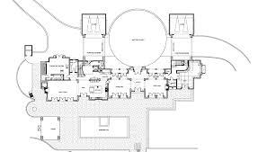 housing blueprints floor plans pictures floor plan of mansion the architectural digest