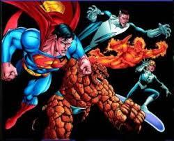 knockoffs parodies superman fantastic