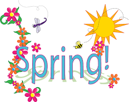 first day of spring clip art clipart collection