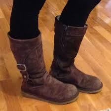womens ugg boots with buckle 84 ugg boots ugg boots with side buckle and pocket