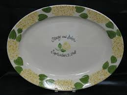 wedding platter guest book 128 best wedding guestbook signature platter pottery images on