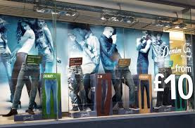 articles with clothing store window primark brand identity u0026 packaging design the one off