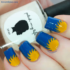 i heart nail art diy diy nail art is the new black 3 cherrysue