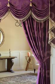 Window Swags And Valances Patterns Orchid Imperial Austrian Swag Style Swag Valance Curtain Set Http