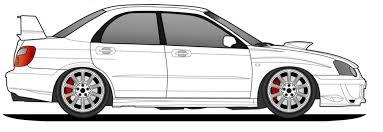 subaru logo vector subaru car clipart 68
