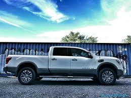 truck nissan titan 2016 nissan titan xd review not quite hd pickup makes cannonball