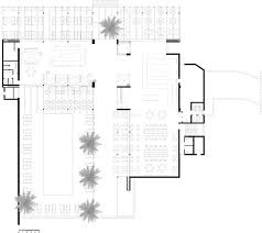 hotel restaurant floor plan gallery of casa cook kos hotel mastrominas architecture 43