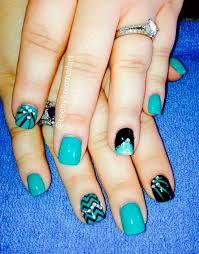 15 dramatic nail designs for short nails hairstyles nail art