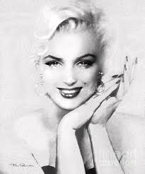 www theo 1748 best marilyn monroe art paintings by theo danella images on