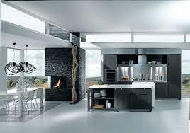 Plans De Cuisines Ouvertes by Indogate Com Decoration Cuisine Salon Aire Ouverte