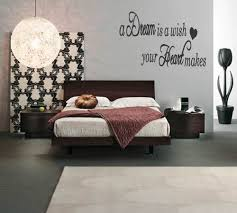 Creative Ideas For Decorating Your Room Bedroom Fancy Bedroom Wall Designs With Silver Pattern Removable