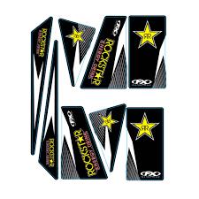 rockstar motocross boots factory effex 2014 atv rockstar universal trim kit bto sports