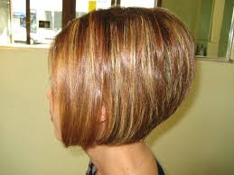 back view of medium styles short stacked hairstyles back view hairstyles
