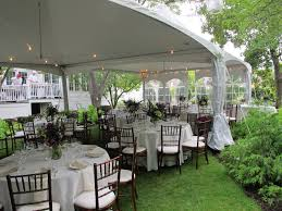 backyard tent rental a small backyard affair blue peak tents inc