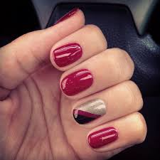 best 25 red shellac nails ideas only on pinterest red summer