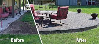 Backyard Paver Patios East Olympia Raised Patio Ajb Landscaping Fence