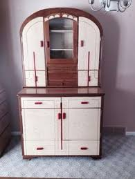 Image Result For Art Deco Bakers Cabinet Circa  Furniture - Art deco kitchen cabinets