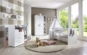 bilder babyzimmer babyzimmer kinderzimmer komplett set 4 in weiß komplettset