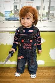 Awesome Boy Halloween Costumes Diy Chucky Costume Scary Kids Costumes Scary Kids Chucky