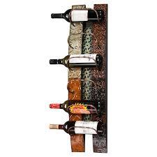 southern enterprises napa wall mount wine rack hayneedle