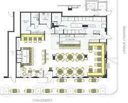 search floor plans dining kitchen layout restaurant floor plans ideas