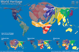 Maps Of The World by World Heritage Views Of The World