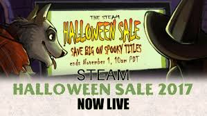 Halloween Sale Steam Halloween Sale 2017 Includes Salt U0026 Sanctuary Witcher 3