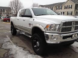 Dodge Ram Cummins 2012 - 2013 dodge ram 2500 4x4 mega cab 1 superlift 4 inch lift kit