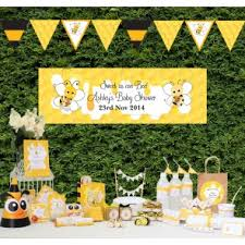 baby shower bee theme mummy to bee baby shower themes supplies bumble bee baby