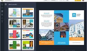 product brochure template free brochure makers renanlopes me