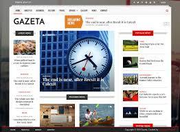 Drupal Hosting Title Gazeta News U0026 Magazine Drupal 8 Theme Symphonythemes