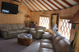 Living In A Yurt by The Yurt Savvy Entertaining