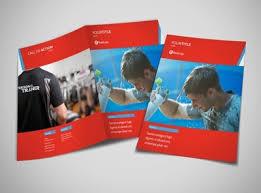 fitness center brochure template mycreativeshop