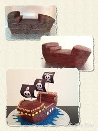 pirate ship cake with hershey u0027s chocolate cake recipe pirate