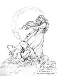 fairy mermaid coloring pages 335 best målarböcker images on pinterest coloring books