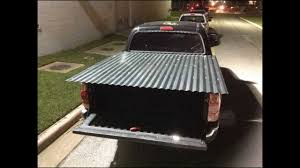 Dodge 1500 Truck Bed Cover - redneck truck bed cover youtube