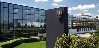 lamborghini headquarters news and media