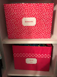 Closet Bins by Closet Spaces U2013 Organized And Simplified