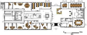 plan des bureaux bureau d études amm mobilier